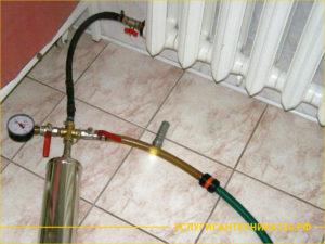 Обслуживание и промывка систем отопления и труб в квартире
